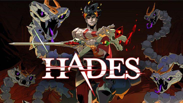 【Switch】Hades / ハデス【PS4,5/Xbox1,XS】