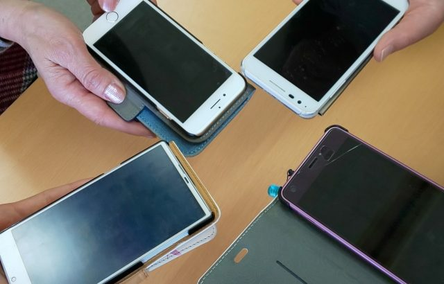 androidからiPhoneにしようかと思ったけどandroidのメリットが多すぎて変えられない