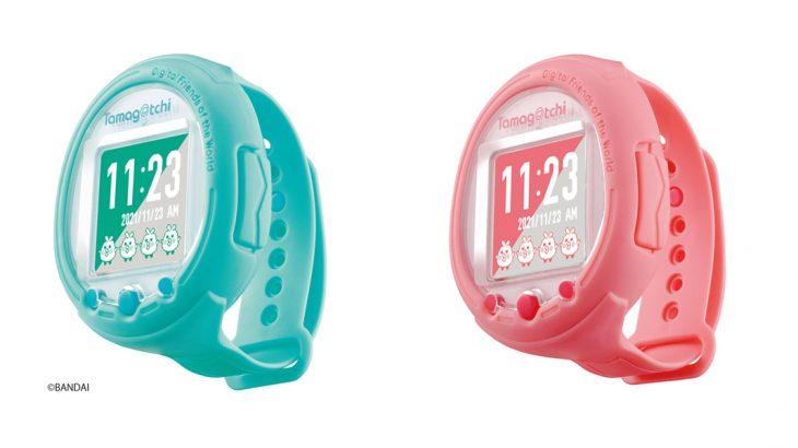 【おもちゃ】バンダイ、腕時計型の「たまごっちスマート」を11月に発売。初のタッチパネル搭載  [記憶たどり。★]