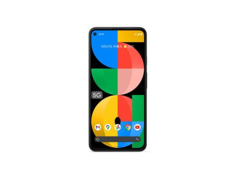 【スマホ】グーグル、「Pixel 5a(5G)」8月26日発売、5万1700円