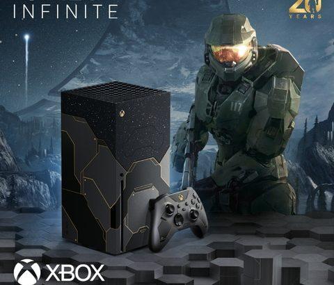 「Xbox Series X Halo Infinite リミテッド エディション」国内販売決定! 11月15日発売