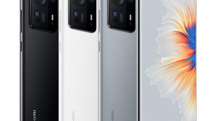 【朗報】Xiaomiさん、全画面スマホ「Mi MIX 4」をついに発表してしまう