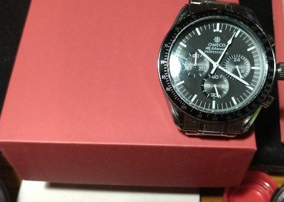 オメ○の時計買ったぜ