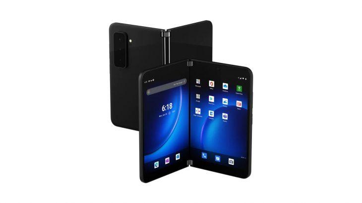 デュアルスクリーンスマートフォン『Surface Duo 2』を発表 しかもサムスンより安く高性能