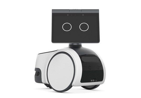 【IT】Amazonが家庭用ロボット発表 部屋の中を動き回って見守り、潜望鏡カメラも 約999ドル