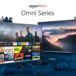 【製品】Amazon、初のオリジナルスマートテレビ「Fire TV Omni」発売 410ドル(43インチ)から