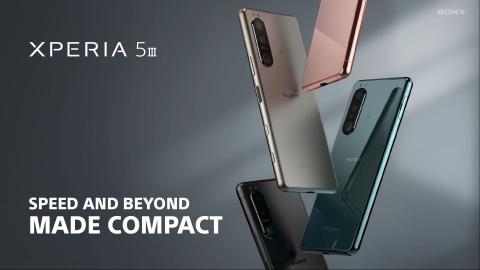 【スマホ】ソニー、「Xperia 5 III」の国内モデルを発表、11月中旬以降に発売