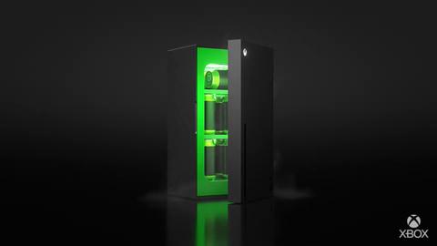 【朗報】Xboxミニ冷蔵庫、10月19日より予約開始へ 値段は99ドル