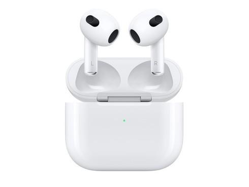 【製品】「AirPods」に第3世代モデル、空間オーディオ対応 価格は2万3800円 26日から販売